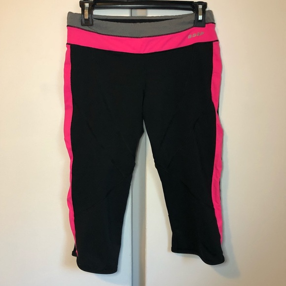 bebe Pants - BEBE workout size medium